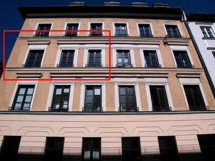 Stilvolle 2-Zimmer Altbau Wohnung in begehrter Münchner Wohnlage