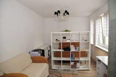 möblierte 1-Zimmerwohnung mit TV, Wlan, Küche, Dusche/Wc, Waschmaschine