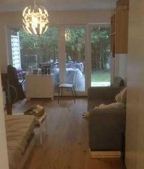 Schöne 1-Zimmer-Wohnung in Solln