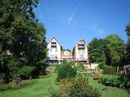 * Loschwitz - Haus zur Miete mit Pool und Blick über Dresden *