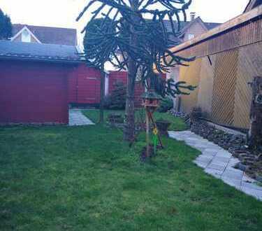 Preiswerte, gepflegte 4-Zimmer-EG-Wohnung mit Terasse/Garten in Velen