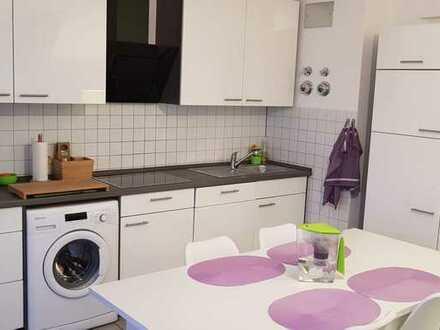 2-Zimmer-Maisonette-Wohnung mit Küche/Dachterasse in Bretten-Mitte
