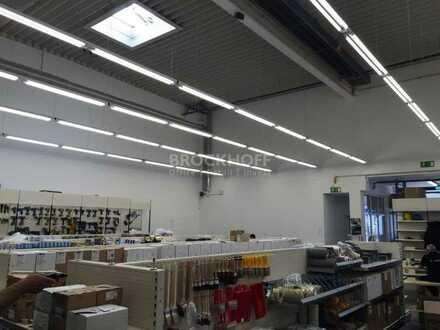 Essen-Nord | Büro: 120 m² | Halle: 350 m² | Mietzins auf Anfrage