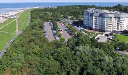 Gepflegte 2,5-Zimmer-Wohnung mit Balkon und Einbauküche in Cuxhaven