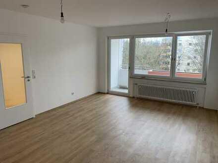 Renovierte 2 Zimmer-Wohnung mit Loggia