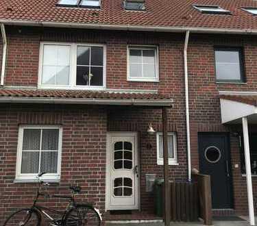 2-Zimmer-Terrassenwohnung mit Gartennutzung und EBK in Norderney