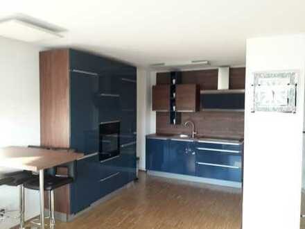 Tolle 2-Zimmer-Neubauwohnung mit Balkon und Einbauküche in Aalen-Waldhausen. Erstbezug.