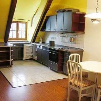 Pfaffenweiler / VS: Geräumige, teilmöblierte 2,5 - Zimmerwohnung mit Garage