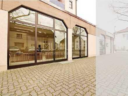 Lichtdurchflutetes Ladengeschäft im Herzen von Rheingönheim