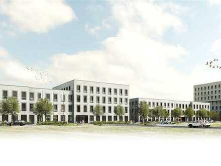 Neubau Gesundheitszentrum Medivicus: Praxis- und Büroflächen