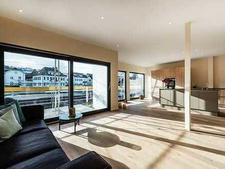 Erstbezug: exklusive 2-Zimmer-EG-Wohnung mit Terasse in Balingen