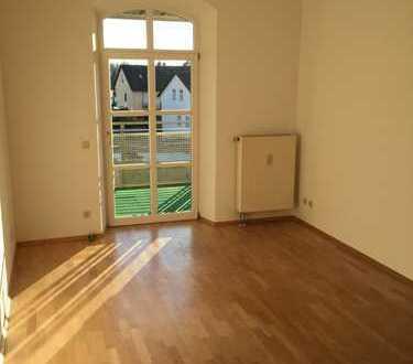 Gepflegte Seniorenwohnung mit zwei Zimmern und Balkon in Dillingen