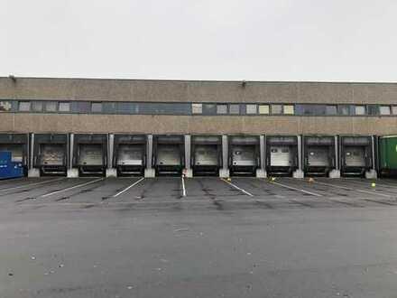 Aachen - ca. 11.500 m² Logistikfläche - zentrale Lage - Nähe A4