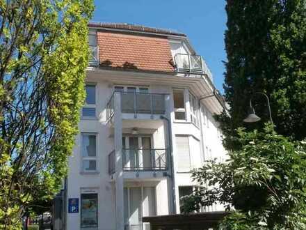 Helle 2-Zimmer-Wohnung mit Balkon