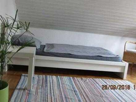 WG-Zimmer in Darmstadt-Griesheim, 3er-WG, 18 qm 1 1/2 Zimmer, Bad-, Küchen-, Balkonmitbenutzung