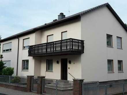 Gepflegte 4-Zimmerwohnung mit Balkon und Loggia in Ober-Modau