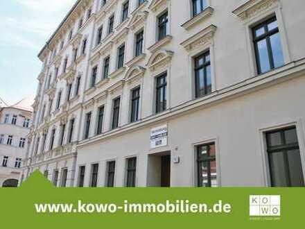 Preiswerte Singlewohnung mit Laminat in Anger-Crottendorf