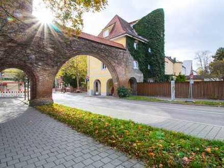 3,5-Zimmer-Dachgeschoss- Maisonette-Wohnung in der historischen Altstadt