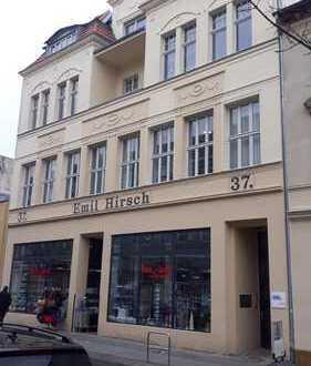 Exklusive 3 Zi We m. Balkon&Garage, in der City & über den Dächern von Nauen
