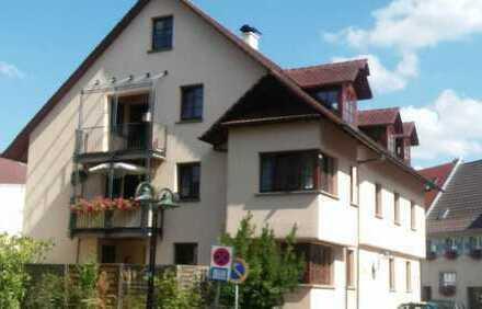 schöne 4 Zimmerwohnung im Zentrum Hüfingen