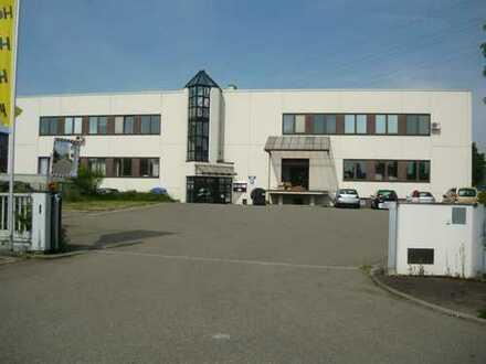 Büros / Produktionsflächen / Lagerplatz