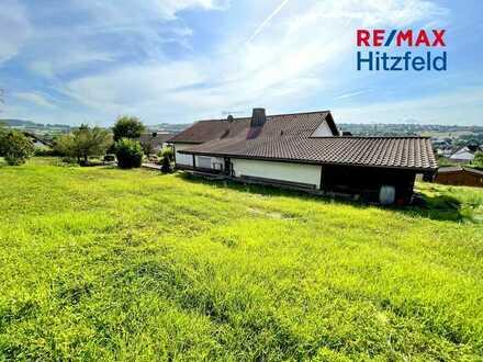 Wohnen in alleiniger Lage! Über 355 m² Gesamtfläche und über 1.600 m² Grundstück in Binzen