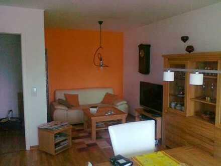 Wohnen über zwei Etagen - mit Balkon und Loggia - TG auf Wunsch