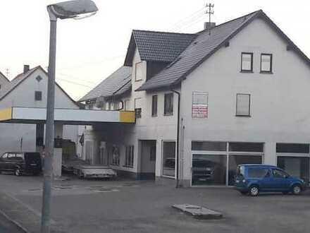 ZENTRAL in Dunningen + über 1.300 qm² Gebäudenutzfläche