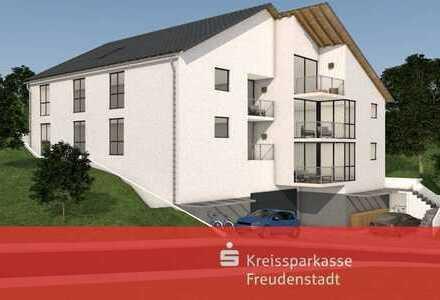 Attraktive Neubaueigentumswohnungen in Dornstetten