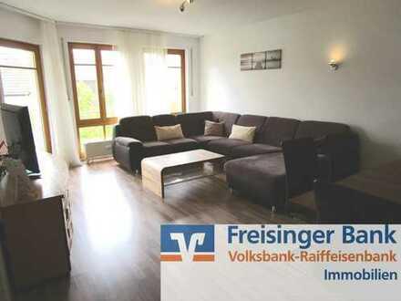 Sonnige 4,5-Zimmer Wohnung in Moosburg mit Westbalkon