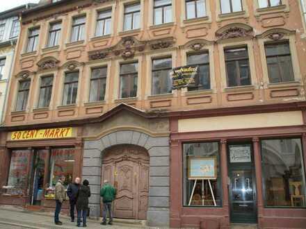 Denkmalgeschütztes renovierungsbedürftiges Wohn- und Geschäftshaus zu verkaufen