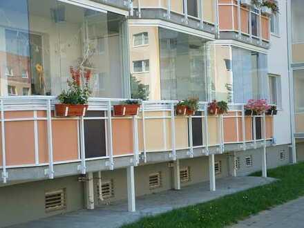 3-Raumwohnung in Bergen-Süd mit Balkon