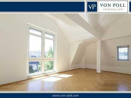 Hochwertige Maisonettewohnung mit großen Balkonen und Stellplatz in ruhiger Lage