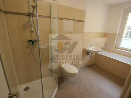 Moderne 3 Raum Wohnung mit Wanne, Dusche und Balkon in Gera-Debschwitz!