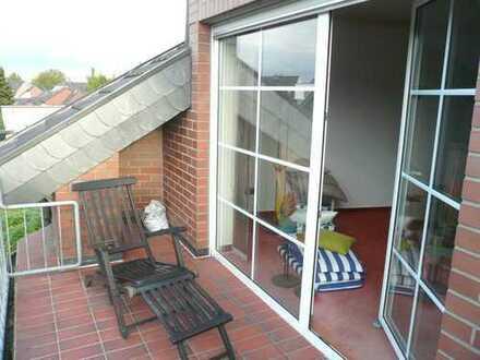 2-Zimmerwohnung mit Balkon und PKW-Abstellplatz
