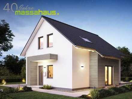 Einfamilienhaus mit Keller - BAUEN Sie Ihr Traumhaus mit massa haus