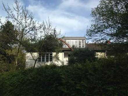 Lindenthal: Helle, möblierte Gartenwohnung *Parkett*Einbauküche*Wintergarten*exklusiver Garten