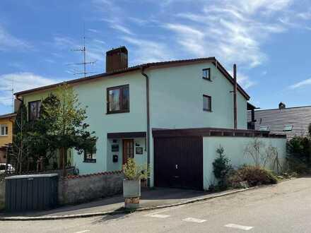Top gepflegte Doppelhaushälfte mit Garten in Überlingen-Andelshofen