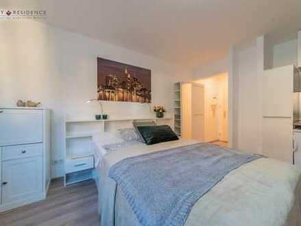 Möblierte Wohnung auf Zeit zu vermieten: