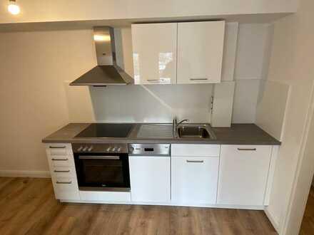 1. Bezug - kleine 1 Raumwohnung Barrierefrei - mit Einbauküche