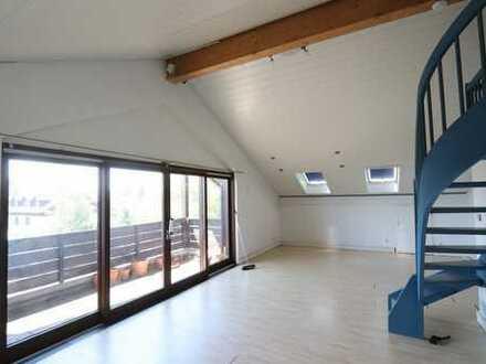 Rarität - loftartige Dachgeschosswohnung mit kleiner Galerie