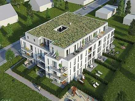 Komfortable 2-Zimmerwohnung mit Terrasse und Garten