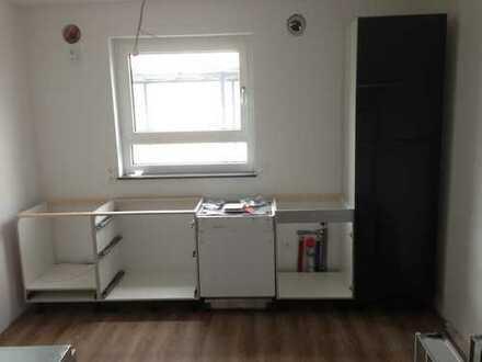 Erstbezug mit Einbauküche und Balkon: ansprechende 4-Zimmer-Erdgeschosswohnung in Ilshofen