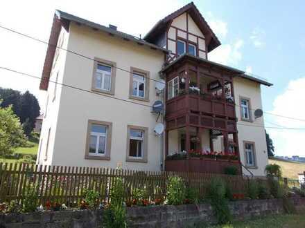 Rathen / Kurort Rathen - Wohnung im Grünen