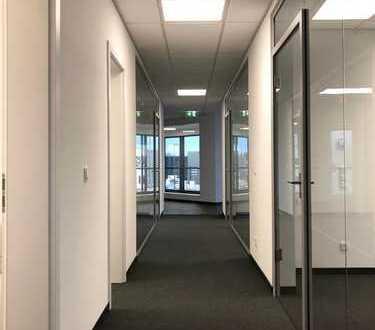 Neubau - Arbeiten im Green Business Park Mannheim