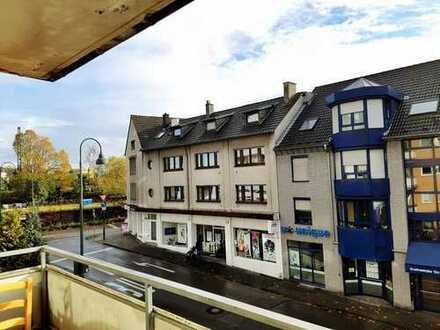 Schöne 2-Zimmer-Wohnung mit Balkon und EBK in Leverkusen