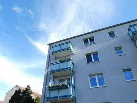 3-Raum Wohnung mit sonnigem Blick!