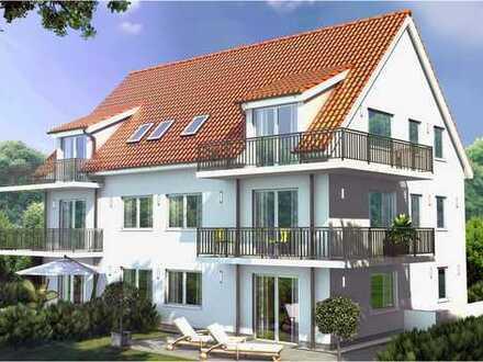 Neubau, Seniorengerechte 2 Zimmer Wohnung mit Fahrstuhl, Balkon, 1. OG, keine Käuferprovision