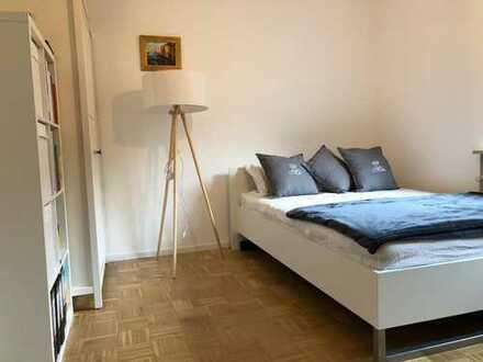 Exklusive, vollständig renovierte 1-Zimmer-Wohnung mit EBK in Frankfurt am Main