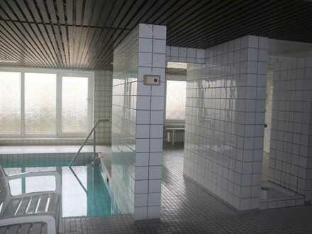Schöne 1-Raum-Wohnung mit Balkon, EBK, Schwimmbad in Bremerhaven-Wulsdorf